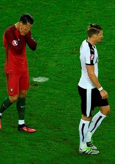 VIDEO EURO 2016, Bồ Đào Nha 0-0 Áo: Nỗi thất vọng Ronaldo