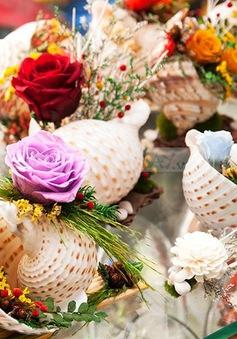 Hoa tươi sấy khô Đà Lạt: Món quà ý nghĩa dành tặng bạn bè