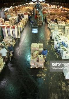 Dạo quanh chợ đầu mối Rungis khổng lồ tại Paris, Pháp