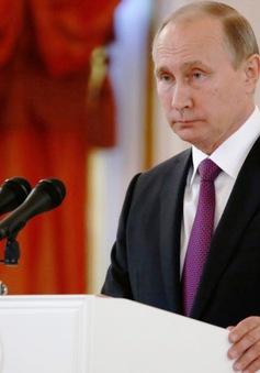 Tổng thống Nga phê chuẩn các biện pháp đáp trả Mỹ