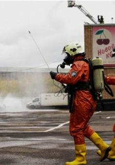 Nga: 40 triệu người tham gia diễn tập phòng vệ quốc phòng