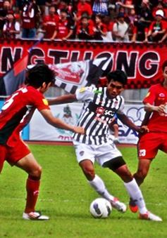 Chelsea Thái Lan mang lực lượng mạnh đối đấu B. Bình Dương