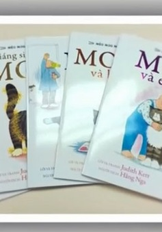 Bộ sách Mèo Mog Mập - Những câu chuyện thú vị cho trẻ thơ