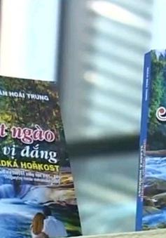 """""""Ngọt ngào vị đắng"""" - Cuốn sách về tình hữu nghị Việt Nam - Tiệp Khắc"""