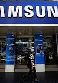 Cổ phiếu Samsung tăng nhẹ
