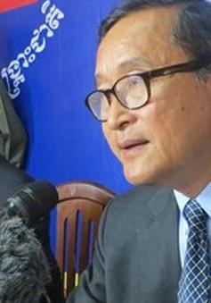 Thủ tướng Hun Sen từ chối ân xá cho lãnh đạo Đảng đối lập
