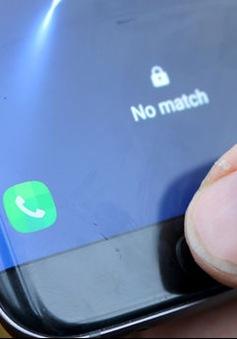 Galaxy S7 dính lỗi cảm biến vân tay khi cập nhật Android Marshmallow