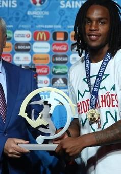 Renato Sanches giành giải Cầu thủ trẻ xuất sắc nhất EURO 2016