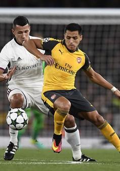 Basel - Arsenal: Hi vọng mong manh (02h45 ngày 7/12)