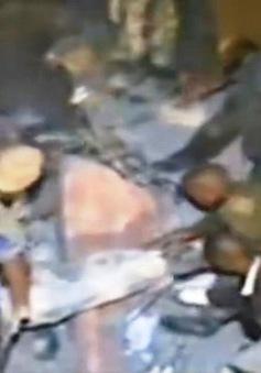 Sập nhà 6 tầng tại Kenya, ít nhất 3 người thiệt mạng
