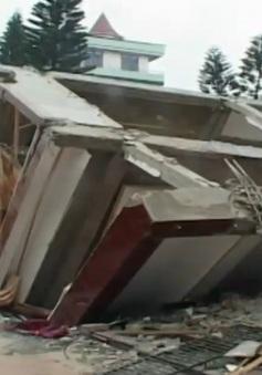 Cao Bằng: 3 người bị nạn trong vụ sập nhà đã qua cơn nguy kịch