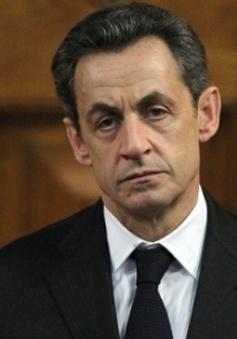 Cựu Tổng thống Pháp Nicolas Sarkozy có nguy cơ hầu tòa