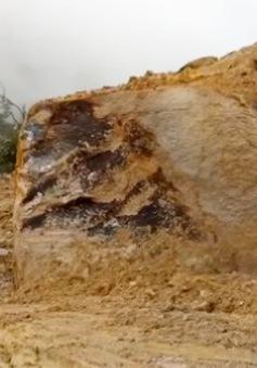 Trình phương án nổ mìn phá đá thông tuyến Quốc lộ 27C