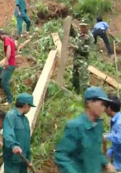 Yên Bái: Hỗ trợ người dân di dời khẩn cấp khỏi vùng sạt lở