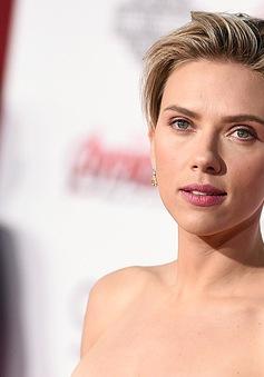 Scarlett Johansson là nữ diễn viên ăn khách nhất mọi thời đại