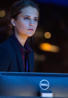 """Sao """"Cô gái Đan Mạch"""" sốc khi được mời tham gia bom tấn Jason Bourne"""