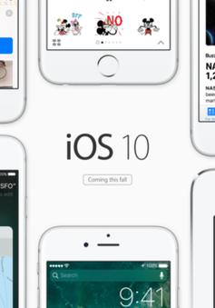 iOS 10 giúp người dùng nhận biết kết nối Wi-Fi an toàn