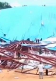 Sập nhà thờ tại Nigeria: Số nạn nhân thiệt mạng có thể lên tới 200 người