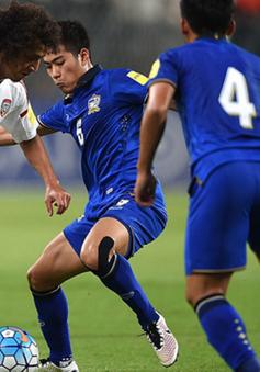 Thua đáng tiếc UAE, Thái Lan trắng tay 3 trận liền ở vòng loại World Cup