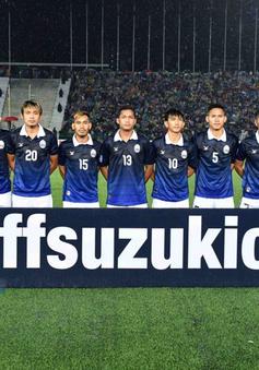 Hôm nay (21/10), xác định đối thủ cuối cùng của ĐT Việt Nam tại vòng bảng AFF Cup