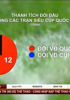 Trước trận Hà Nội FC - Than Quảng Ninh: Nhìn lại lịch sử Siêu cúp Quốc gia