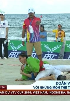 Đoàn thể thao Việt Nam thành công với những môn thể thao còn xa lạ tại ABG5