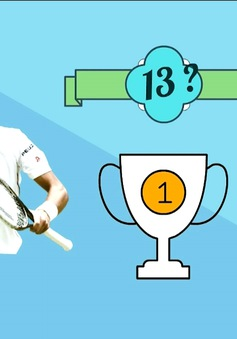 Thống kê: Thành tích của Djokovic ở chung kết các giải Grand Slam