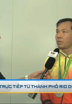 """Hoàng Xuân Vinh: """"Xin gửi niềm vui này đến tất cả người dân Việt Nam!"""""""