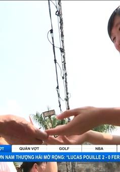 Giao lưu bóng chuyền hơi - trải nghiệm thú vị của CLB Nagasaki tại Việt Nam