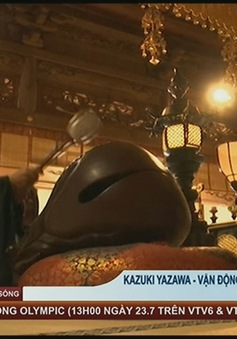 Kazuki Yazawa - VĐV đặc biệt tại Olympic Rio