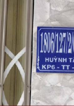 """Hàng trăm nhà """"siêu ngõ ngách"""" tại TP.HCM được cấp số nhà mới"""