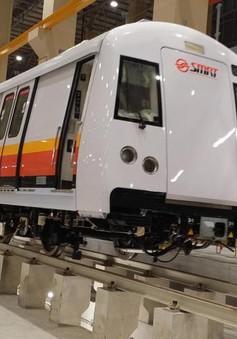 Singapore trả về Trung Quốc 26 đoàn tàu không đạt chất lượng