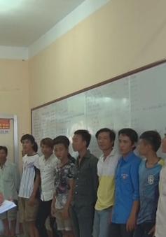 Cà Mau xác định 31 đối tượng trộm sò huyết giống