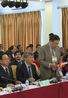 Khai mạc Hội nghị Tam giác phát triển Campuchia, Lào, Việt Nam