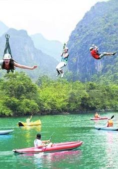 Quảng Bình mở tour du lịch kết hợp ca trù và du lịch mạo hiểm