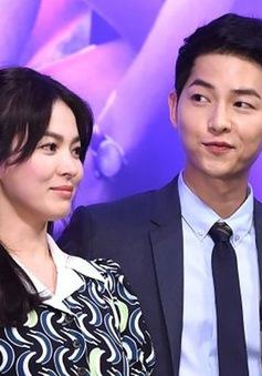 Cặp đôi Song Joong Ki – Song Hye Kyo sắp tái ngộ