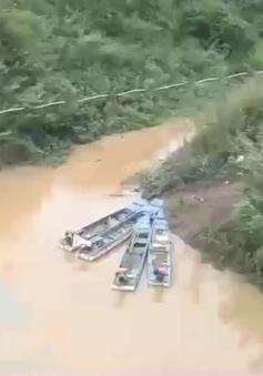 Xác định thủ phạm gây ô nhiễm thượng nguồn sông Sài Gòn