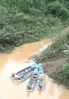 Chỉ số ô nhiễm ở sông Sài Gòn vượt chuẩn… 10 LẦN!