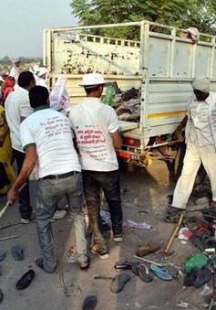 Hàng chục người chết trong vụ giẫm đạp tại Ấn Độ