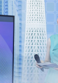 BTV Thụy Vân: Làm truyền hình không chỉ có xinh đẹp lên sân khấu