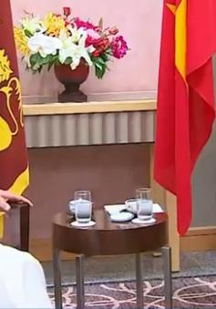 Thủ tướng Nguyễn Xuân Phúc hội kiến Tổng thống Sri Lanka