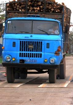 Tổng cục Đường bộ siết chặt kiểm soát tải trọng xe