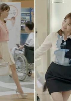 Phong cách thời trang giản dị, thanh lịch của Song Hye Kyo trong Hậu duệ mặt trời
