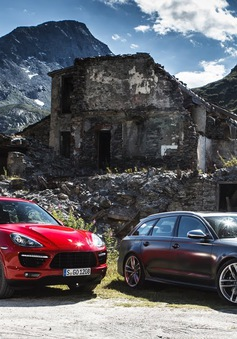 Top 12 mẫu xe SUV nhanh nhất thế giới