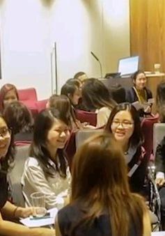Khơi nguồn cảm hứng khởi nghiệp cho sinh viên Việt tại Anh