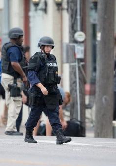 Sở Cảnh sát Dallas, Mỹ mở cửa trở lại