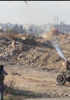 90 điểm dân cư hưởng ứng chế độ Im lặng tại Syria