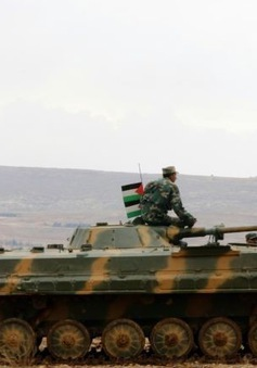 Thỏa thuận ngừng bắn trên toàn Syria bắt đầu có hiệu lực