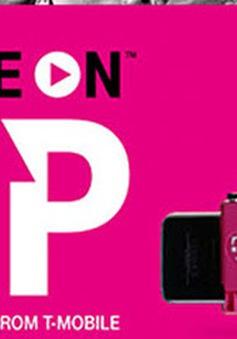Trải nghiệm xem phim mọi lúc mọi nơi với sản phẩm mới của T-Mobile