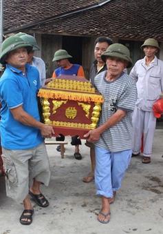 """Bị can tử vong """"bất thường"""" tại nhà tạm giam Công an huyện Diễn Châu"""